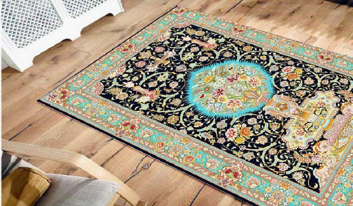 فرش دستبافت نما 1