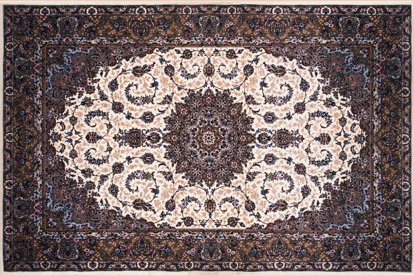 فرش ماشینی طرح دستباف