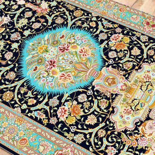 فرش دستبافت نما 4