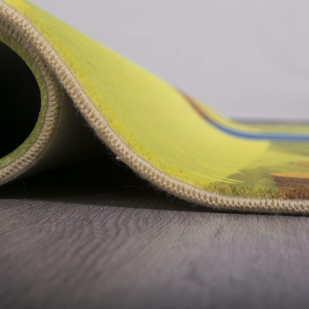 فرش کودک 100293 تمام رنگ 4