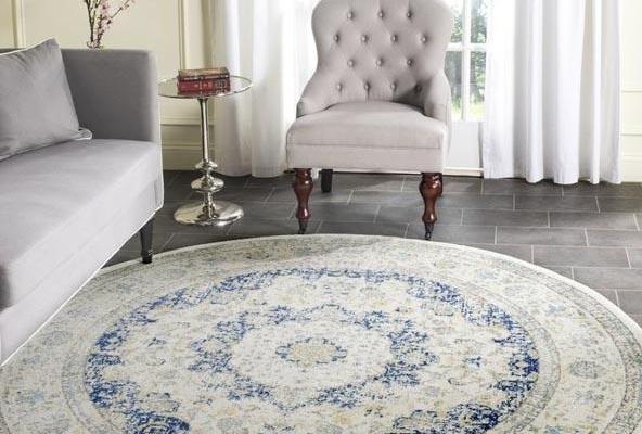 فرش گرد 2