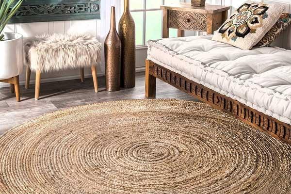 فرش گرد 11