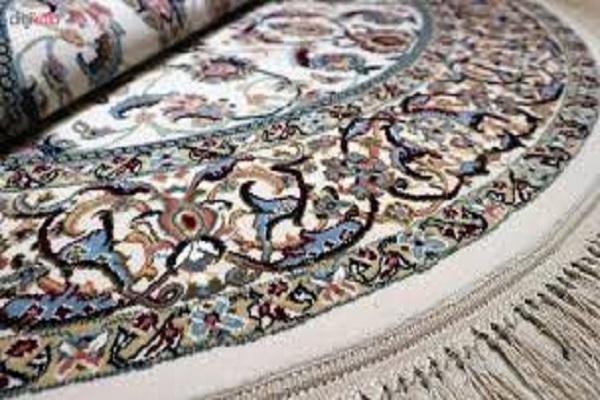 فرش گرد ترک فانتزی 2