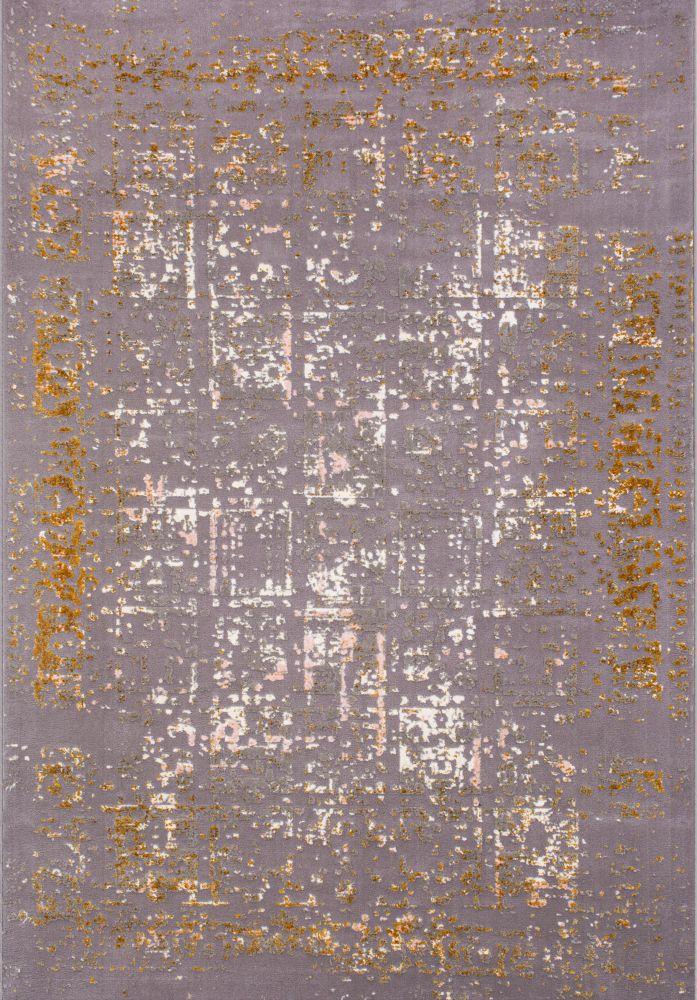 فرش فانتزی 6312 طوسی