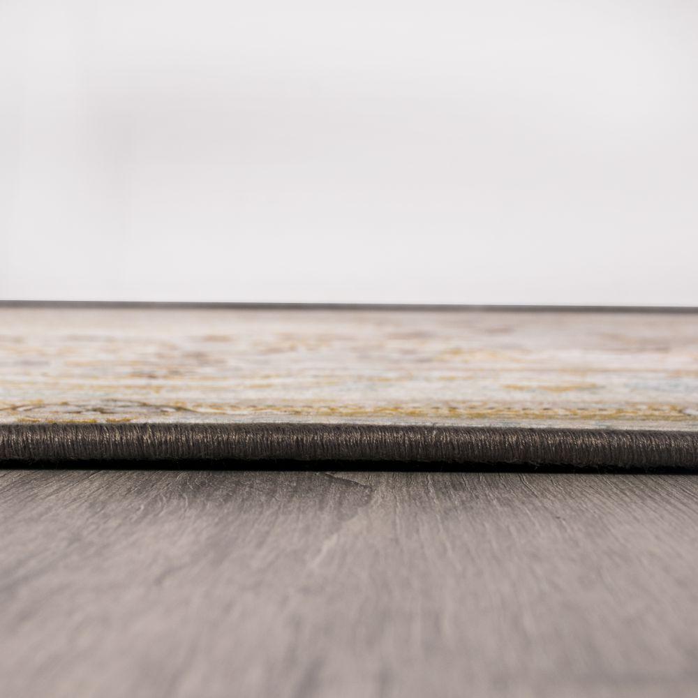 فرش ماشینی زرنگار نوک مدادی 5