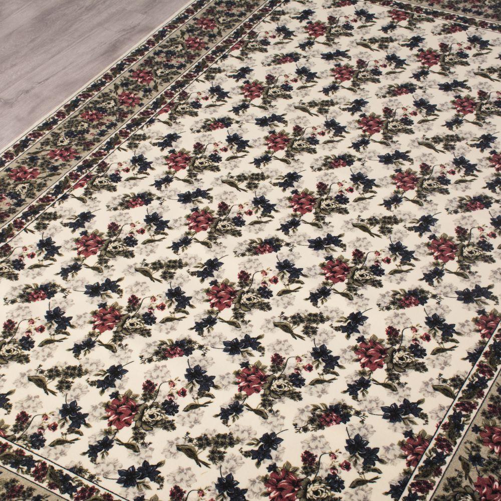 فرش فانتزی کلاریس 100163 سبز3