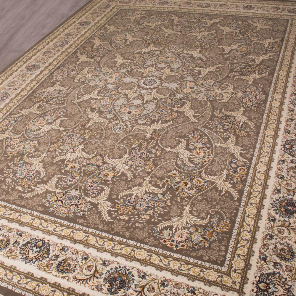 فرش ماشینی هانا نسکافه ای 3