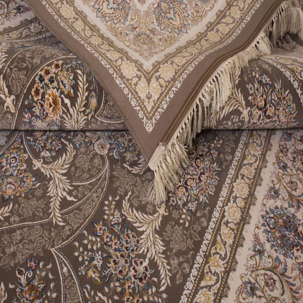 فرش ماشینی هانا نسکافه ای 5
