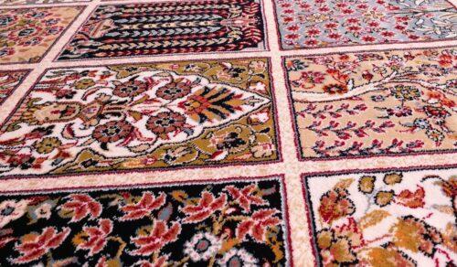فرش طرح خشتی