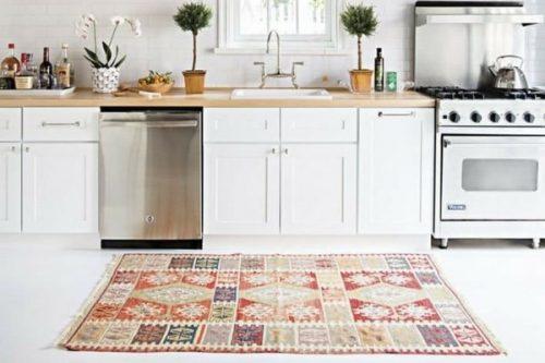 فرش ایرانی متناسب برای آشپزخانه