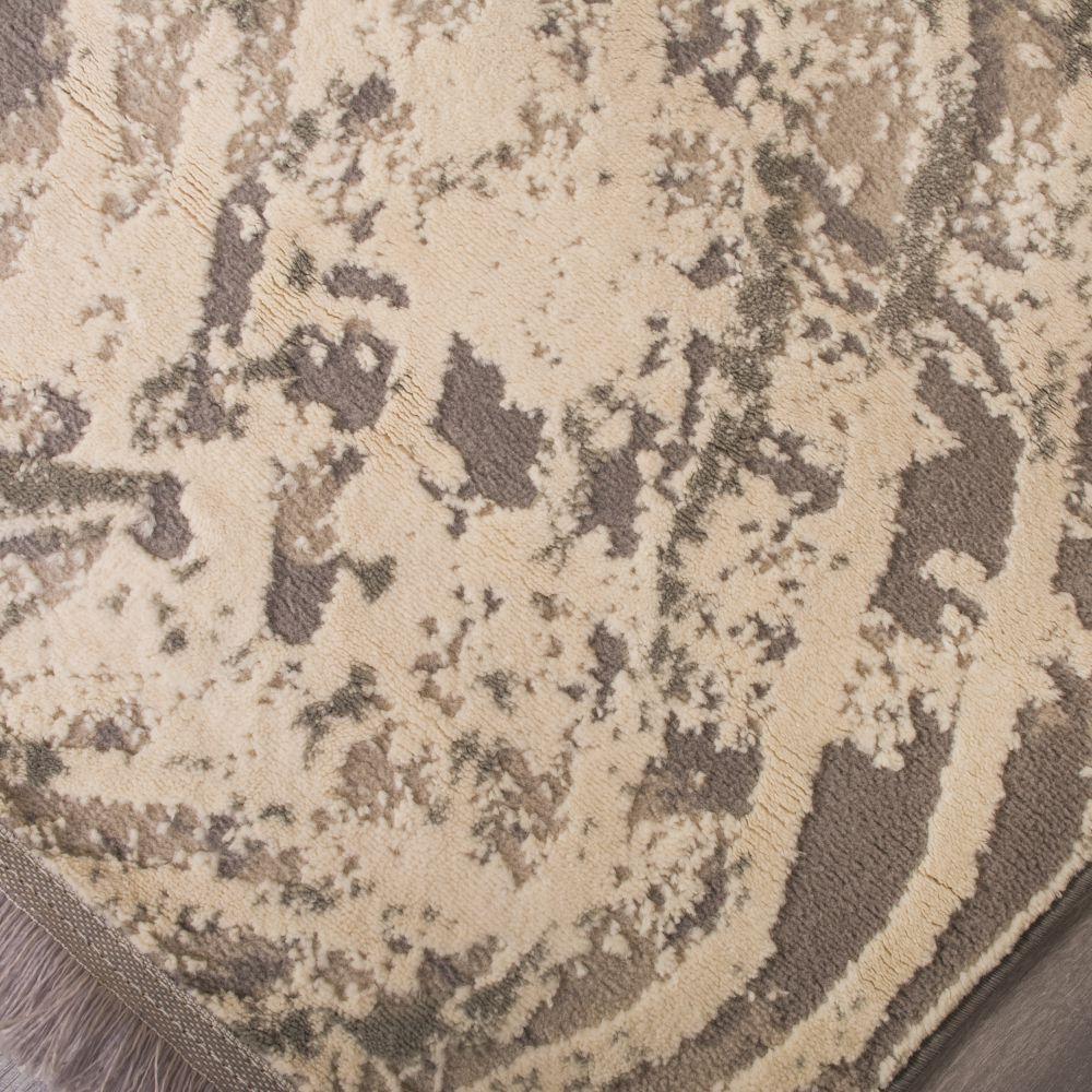فرش مدرن 6031 نسکافه ای-