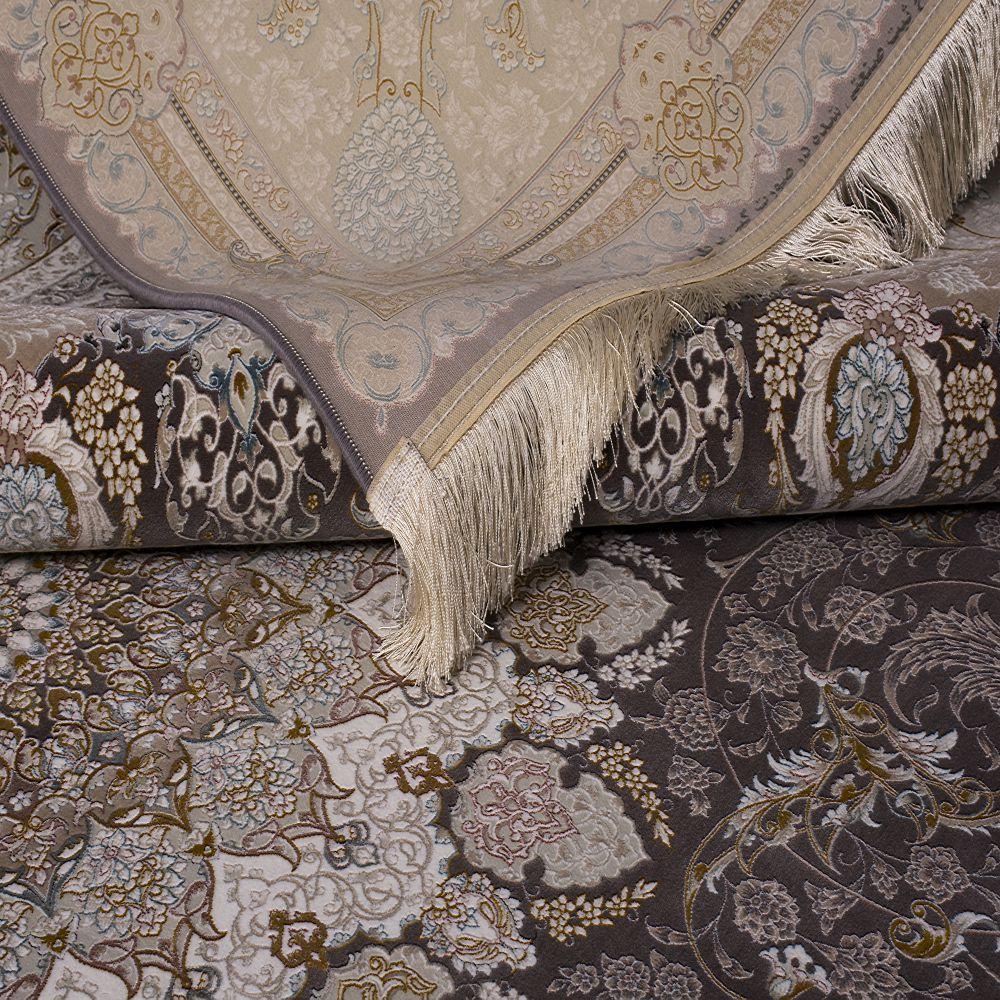فرش ماشینی مهرانا سربی 3