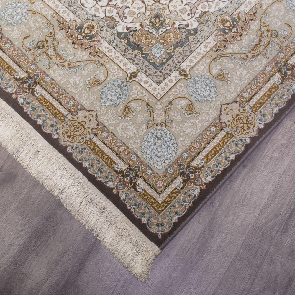 فرش ماشینی مهرانا سربی 4