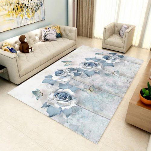 فرش ابریشم