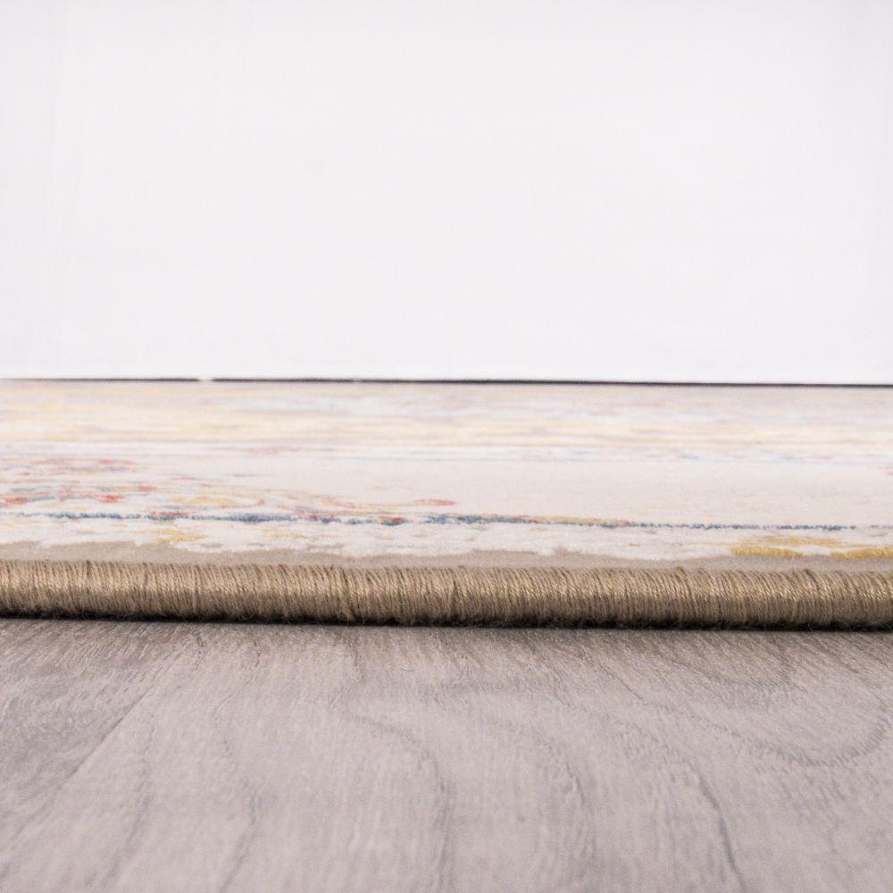 فرش ماشینی پیچک نسکافه ای 5