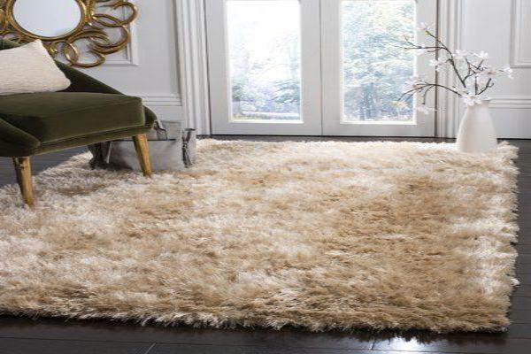 فرش مدرن پرز بلند 4