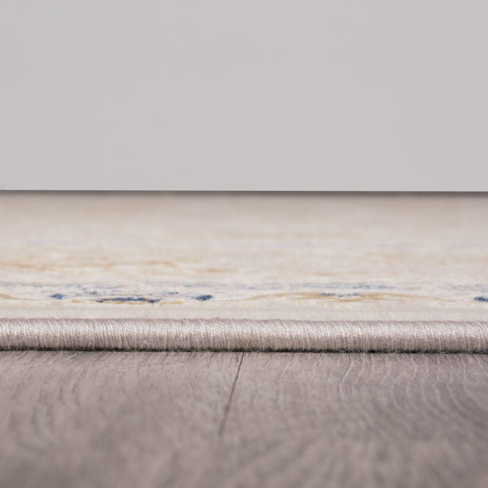 فرش ماشینی 310 نقره ای 5