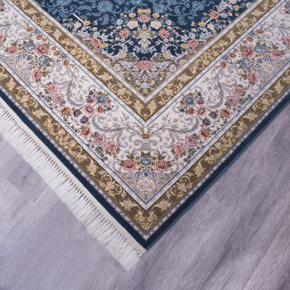 فرش ماشینی رایحه آبی 4