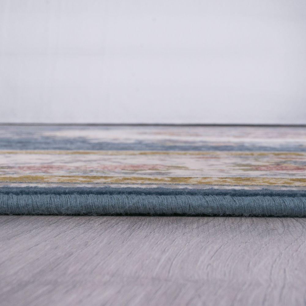 فرش ماشینی رایحه آبی 5
