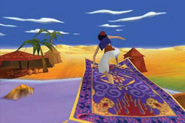 قالیچه حضرت سلیمان 4