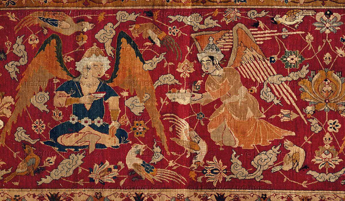 فرش در تاریخ
