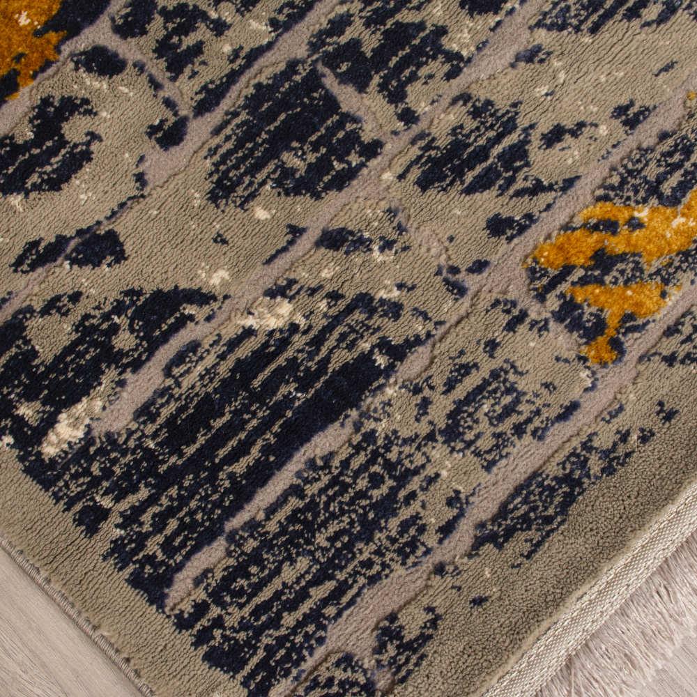 فرش مدرن فانتزی 6022 طوسی